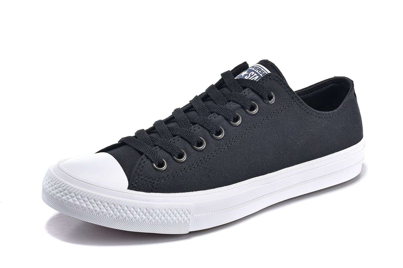 Converse Unisex Low Top Chuck Taylor All Star II Canvas Shoes