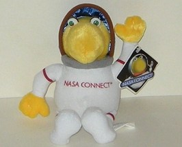 1/2 Price! NASA Connect Plush Norbert Astronaut Doll Bird Eagle New with Tag - $6.00