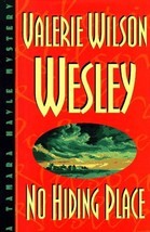 No Hiding Place [Aug 25, 1997] Wesley, Valerie Wilson - $1.95