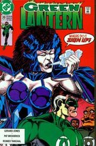 Green Lantern #20 [Unknown Binding] [Jan 01, 1991] - $1.95
