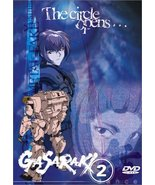 Gasaraki: Volume Two - The Circle Opens by Nobuyuki Hiyama [DVD] - $2.95