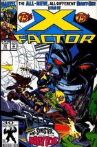 X Factor : 75 February 1992 : Mr. Sinister and ... - $1.95