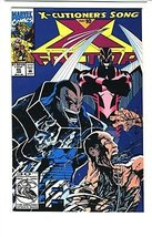 """X-Factor #86 (X-Cutioners Song, part 10 """"One of These Days"""") [Comic] [Ja... - $1.95"""