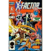 X-Factor #8 (Lost and Found) [Comic] [Jan 01, 1986] Louise Simonson; Mar... - $1.95