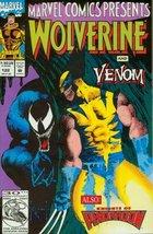 Marvel Comics Presents #122 Wolverine - Nightmare's End [Paperback] [Jan... - $1.99