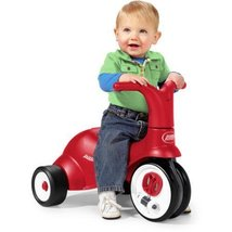 2-in-1 2 Pedal Scoot, Ergonomically Contoured S... - $59.54