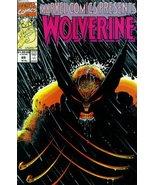 Marvel Comics Presents #89 : Wolverine, The Beast, Spitfire, & Mojo (Mar... - $1.95
