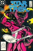 Star Trek 52 [Paperback] [Jan 01, 1988] Sutton; David; Villagran - $1.98