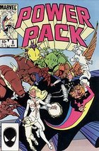 Power Pack #8 [Comic] [Mar 01, 1985] Marvel - $1.95