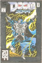 Doom 2099 Volume 1 Number 1 January 1993 (Foil ... - $1.95