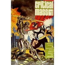Critical Mass- A Shadow-line Saga by Epic Comics- Book Four of Seven (Vo... - $2.18