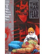DAREDEVIL THE MAN WITHOUT FEAR #1, October 1993 (Volume 1) [Comic] [Jan ... - $3.00