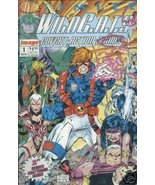 Wildcats #1 : Resurrection Day [Comic] [Aug 01, 1992] Brandon Choi; Jim Lee - $2.95