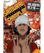 Samurai Champloo, Volume 5 (Episodes 17-20) by Geneon [Pioneer] [DVD] - $23.95