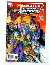 JUSTICE LEAGUE OF AMERICA 13 - $1.95