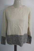 VINCE | 'Square' Boatneck Sweater V170675222 sz S -women's $325 -piling - $3.334,46 MXN