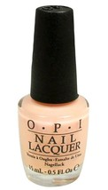 OPI Nail Lacquer Coney Island Cotten Candy  NK L12 Light Cream New Bottl... - $8.90