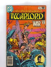 Warlord, Edition# 42 [Comic] [Feb 01, 1981] DC - $3.22