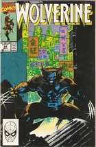 Wolverine #24 May 1990 [Comic] [Jan 01, 1990] P... - $1.95