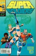 Super Soldiers #7 [Unknown Binding] [Jan 01, 1993] - $1.98