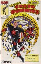 Incredible Crash Dummies 1 [Comic] by Harvey Comics - $6.99