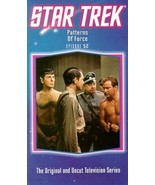 Star Trek - The Original Series, Episode 52: Patterns of Force [VHS] [VH... - $1.95