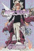 Death Note, Vol. 6 [Paperback] [Jul 05, 2006] Ohba, Tsugumi and Obata, T... - $2.95