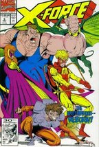 X-Force #5 : Under the Magnifying Glass (Marvel Comics) [Paperback] Fabian Nicie - $1.95