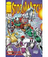 StormWatch Comic # 3 1993 - Image Comics - $3.99