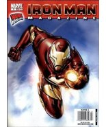 Marvel Comics Iron Man Magazine #1 - $3.95