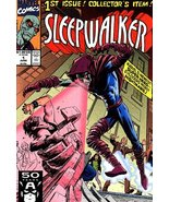 Sleepwalker #1 1st Issue First Appearance [Comic] [Jan 01, 1991] Bob Bud... - $4.95