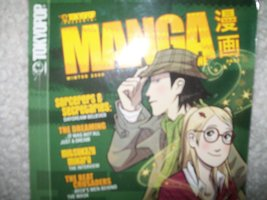 Tokyopop MANGA Winter 2006 (Magazine) [Unknown Binding] [Jan 01, 2006] - $1.95