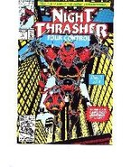 Night Thrasher for Control #1 Marvel [Comic] No information available - $3.99