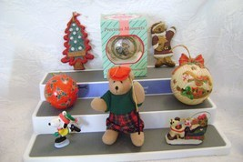 Golfers Christmas Ornaments plus More - $6.00