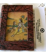 Krishna New Handcrafted Blank Book Crushed Gems... - $17.99