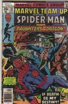 Marvel Team-Up #64 : Featuring Spider-Man and the Daughters of the Dragon in ... - £5.61 GBP