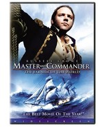 Master and Commander: The Far Side of the World (Widescreen Edition) [DV... - $1.95