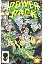 Power Pack #10 (Sea Hunt!) [Comic] [Jan 01, 198... - $1.95