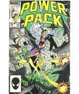 Power Pack #10 (Sea Hunt!) [Comic] [Jan 01, 1985] Marvel Comics - $1.95