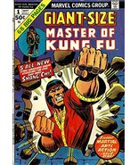 Giant-Size Master of Kung-Fu #1 - Marvel Comics 1975 [Comic] [Jan 01, 19... - $13.00