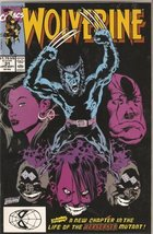 Wolverine #31 Late September 1990 [Comic] [Jan 01, 1990] Larry Hama and Marc ... - $1.95