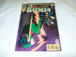 Smash Cut (batman - knightquest, 872) [Unknown Binding] [Jan 01, 1994] - $1.95