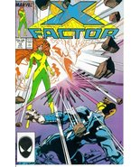 X-Factor #18 : The Enemy Within (Marvel Comics) [Paperback] [Jan 01, 198... - $1.95