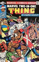 Marvel Two-In-One #74 [Comic] [Jan 01, 1981] - $5.99