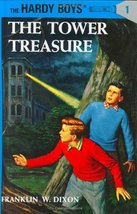 The Tower Treasure (The Hardy Boys No. 1) [Hardcover] [Jun 01, 1959] Dix... - $1.95