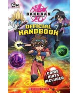 Bakugan Official Handbook [Jan 01, 2009] Scholastic and West, Tracey - $1.95