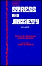 Stress and Anxiety Volume 9 (Stress and Emotion... - $83.44