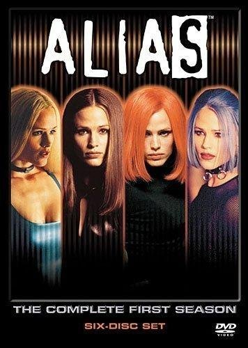 ALIAS: COMPLETE FIRST SEASON [Paperback] [Jan 01, 2009] ALIAS: COMPLETE FIRST...