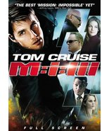 Mission: Impossible III (Full Screen Edition) [... - $1.95