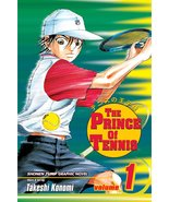 The Prince of Tennis, Volume 1 [Paperback] [Apr 21, 2004] Konomi, Takeshi - $1.95